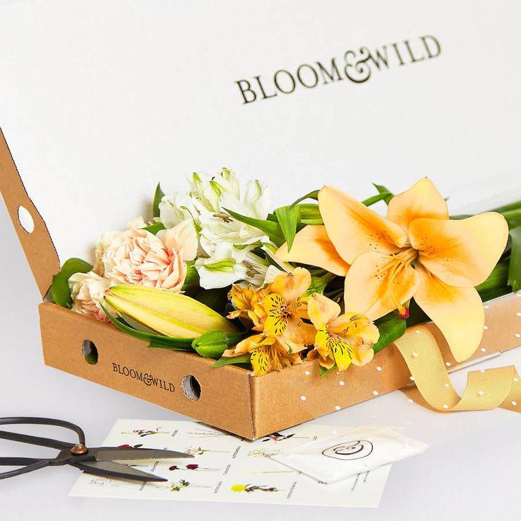 Letterbox Flower Bouquet