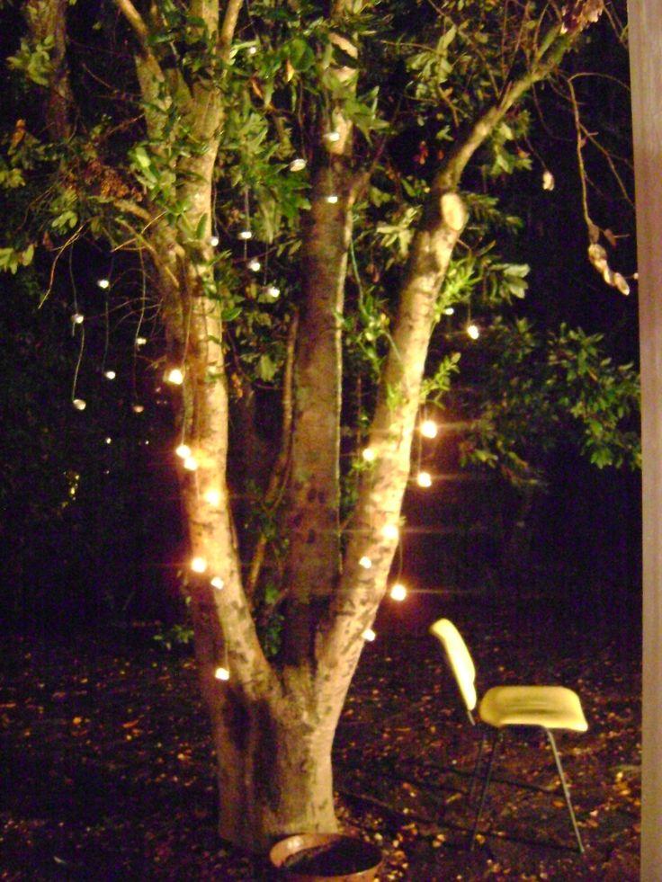 Iluminando con pequeñas velas