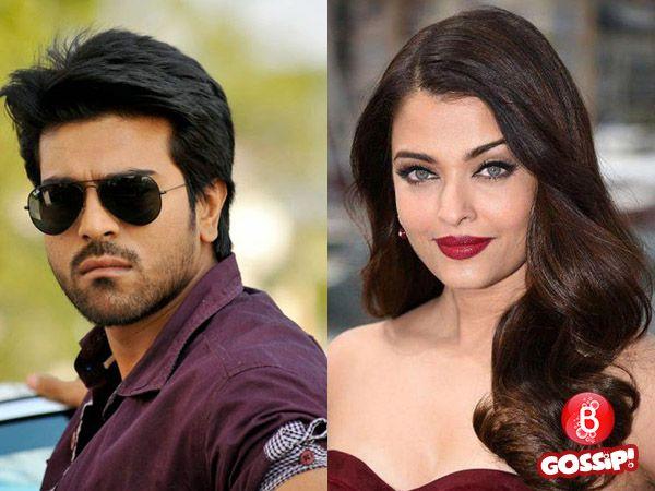 Aishwarya Rai Bachchan and Ram Charan to star in Mani Ratnam's next?
