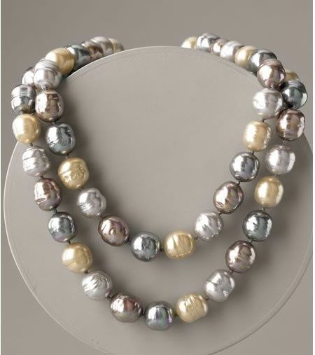 342 best Pearls images on Pinterest | Beaded jewelry, Pearl ...