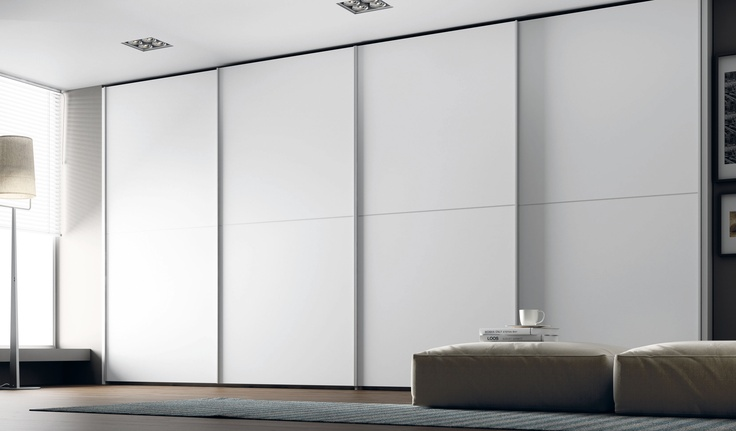 Las 25 mejores ideas sobre puertas de armario con espejos for Espejo con almacenaje
