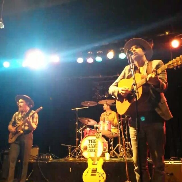 Frankie Boots and the County Line, The Sam Chase, The Painted Horses & the Untraditional performed on Saturday at Phoenix Theater