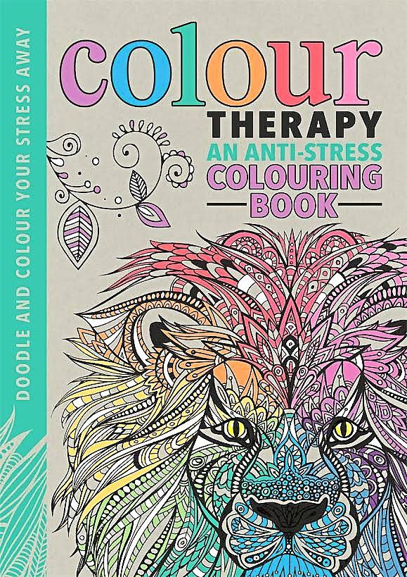Get The Much Talked About Adult Coloring Book On Amazon BEST SELLER