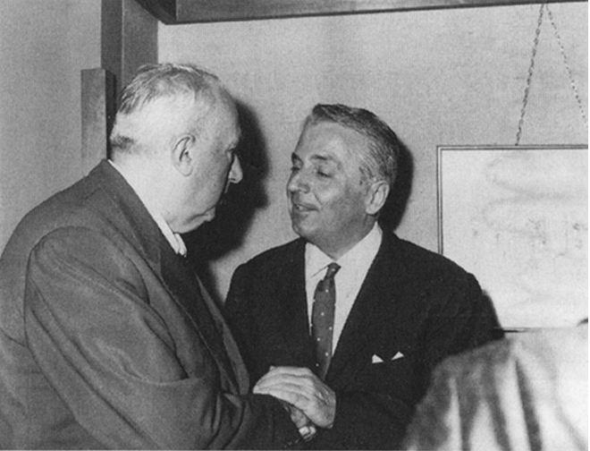 Carlo Emilio Gadda, Cesare Brandi