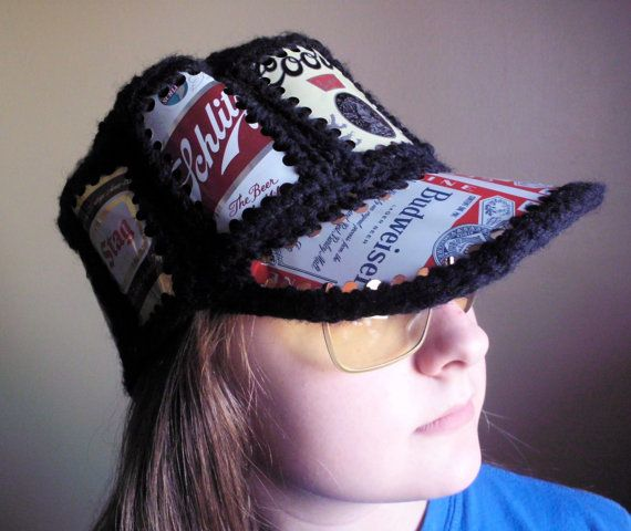 Crochet Beer Can Cowboy Hat Pattern : 17+ best images about crochet childrens hats on Pinterest ...