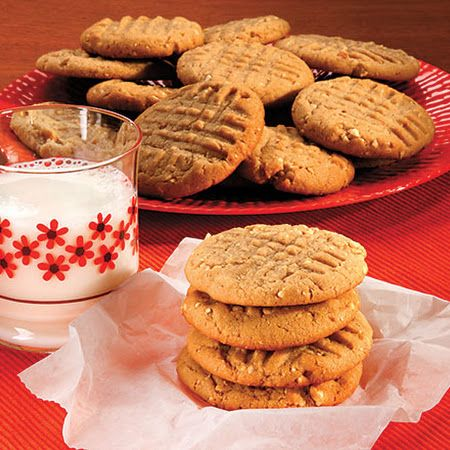 Peanut Butter Cookies - Recipes at Penzeys Spices