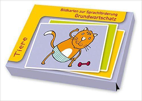Tiere (Bildkarten zur Sprachförderung): Amazon.de: Redaktionsteam Verlag an der Ruhr, Anja Boretzki: Bücher