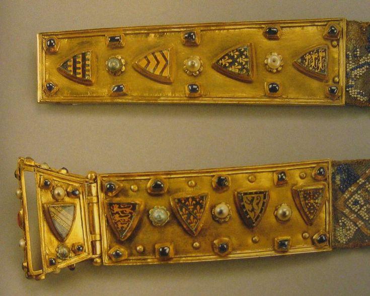 Cinturon del infante Fernando de la Cerda