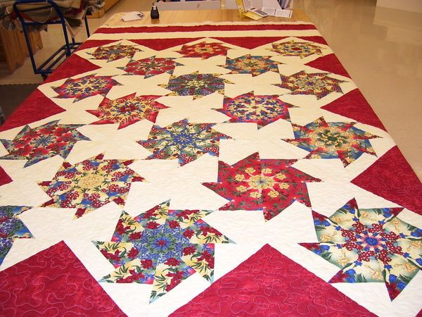 14 Best Stack And Whack Images On Pinterest Kaleidoscope Quilt