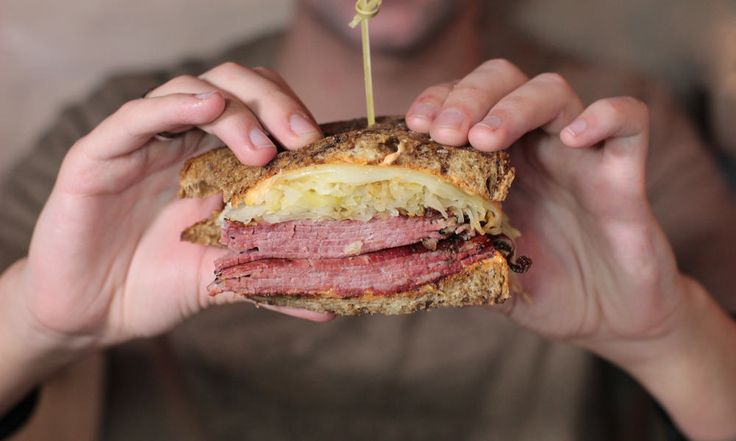 How To Make A Cannabis-Infused Reuben Sandwich