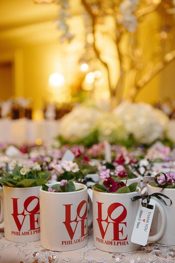 Classic Philadelphia Wedding with Ballroom Elegance - MODwedding