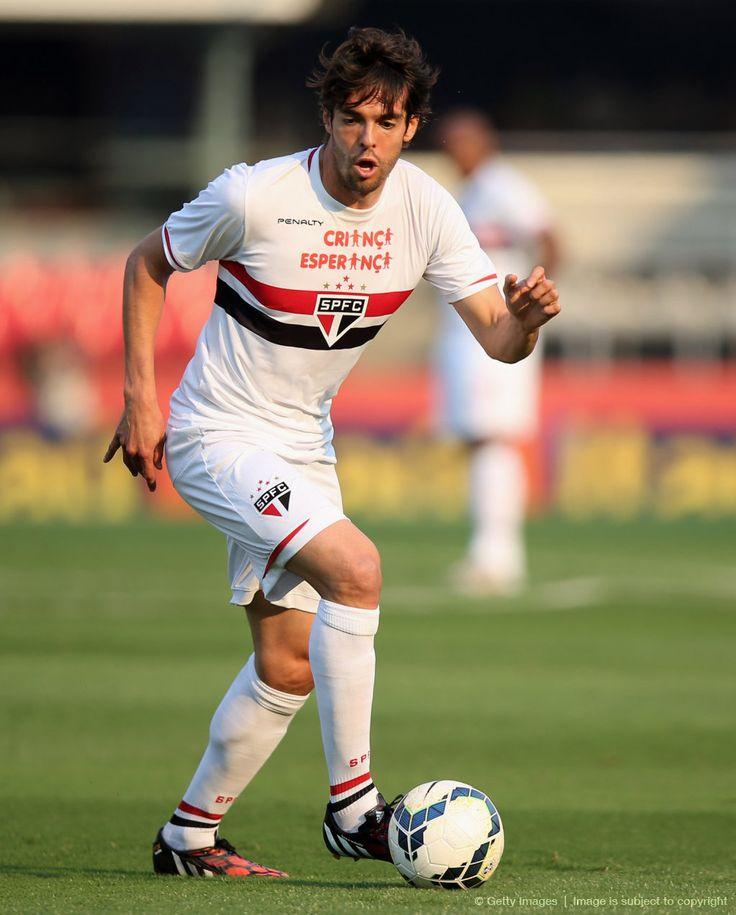 #Kaka playing for #Sao #Paulo