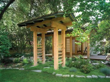 23 best japanese style fence images on pinterest japanese gardens japanese style and bamboo fence