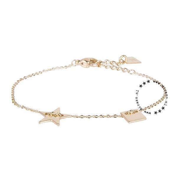 ZAG armband sterretje goud - Mirazo - Mirazo