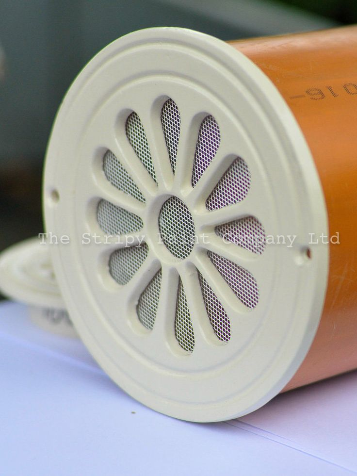 Bespoke Cast Aluminium Vents | The Stripy Paint Company LTD - Building…