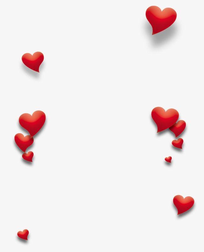 القلب Love Stickers Pink Heart Background Picsart