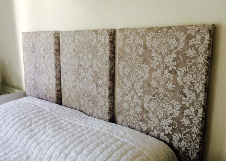 Ideias e dicas de como fazer uma cabeceira de cama estofada. por Deisy. Clique e leia na íntegra.