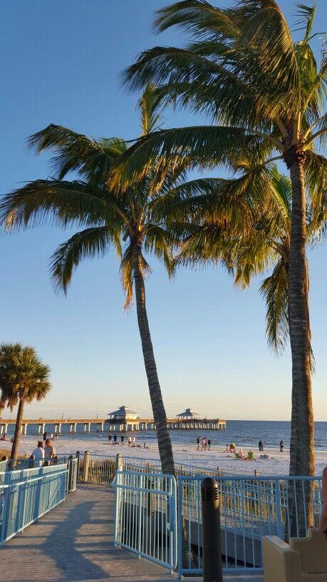 Fort Myers Beach February 2016
