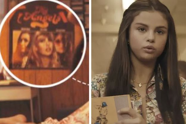 It Looks Like Taylor Swift Made A Cameo In Selena Gomez's New Video