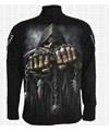 Jacket Fleece Game Over (black) - rockcollection.co.uk - $610nok e/ fortolling