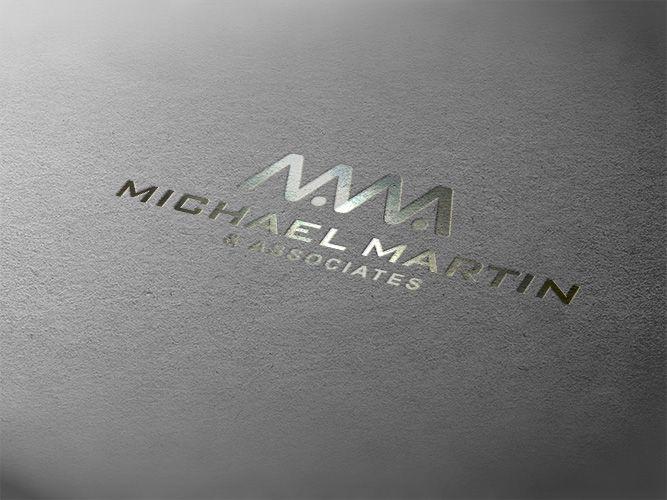 Michael Martin & Associates Logo Design