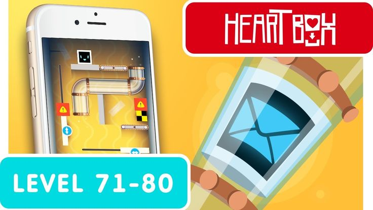 Official Heart Box Walkthrough Level 71-80