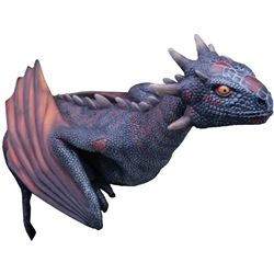 Game of Thrones Drogon Shoulder prop