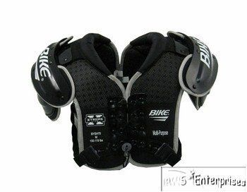 Bike Xtreme Lite Youth Shoulder Pads Bike Xtreme Lite BYSH Youth