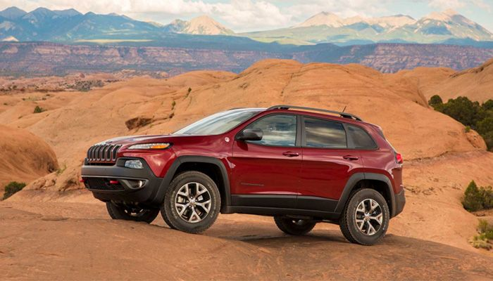 Take A Look At The New 2018 Jeep Cherokee Now On Display At The