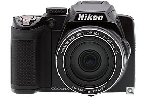 Nikon Coolpix P500... tons of info