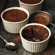 Gregg Wallace's chocolate pudding: Recipes: Food
