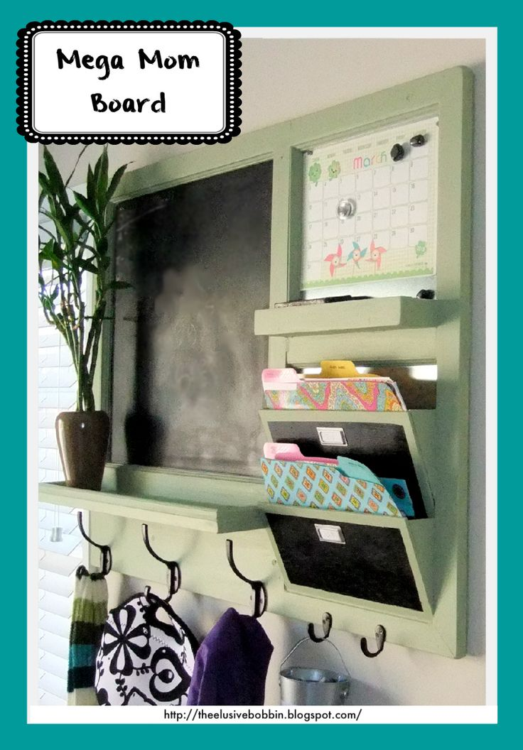 Mega Mom Board | Do It Yourself Home Projects from Ana White