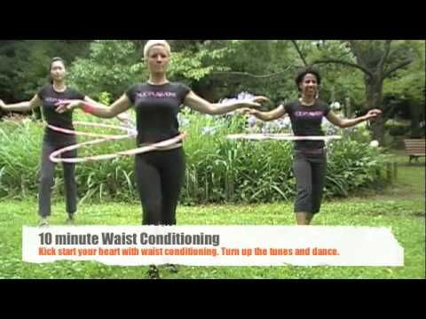 Hoop Boot Camp - Easy Hoop Workout | Hula Hoop Fitness and Weight Loss