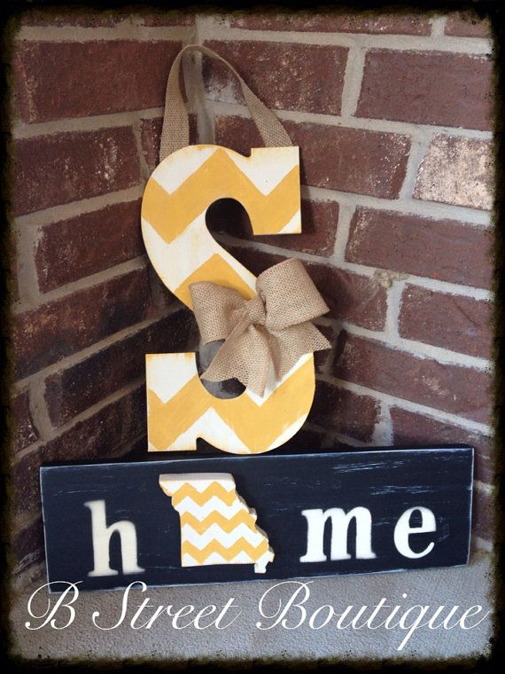 Chevron Home Decor Set by bstreetboutique on Etsy Find us on Facebook www.facebook.com/bstreetboutique