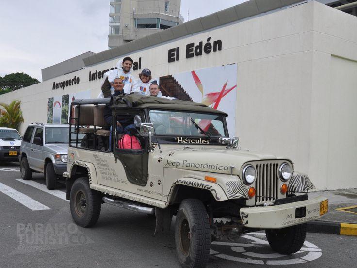 Jeep Panoramico