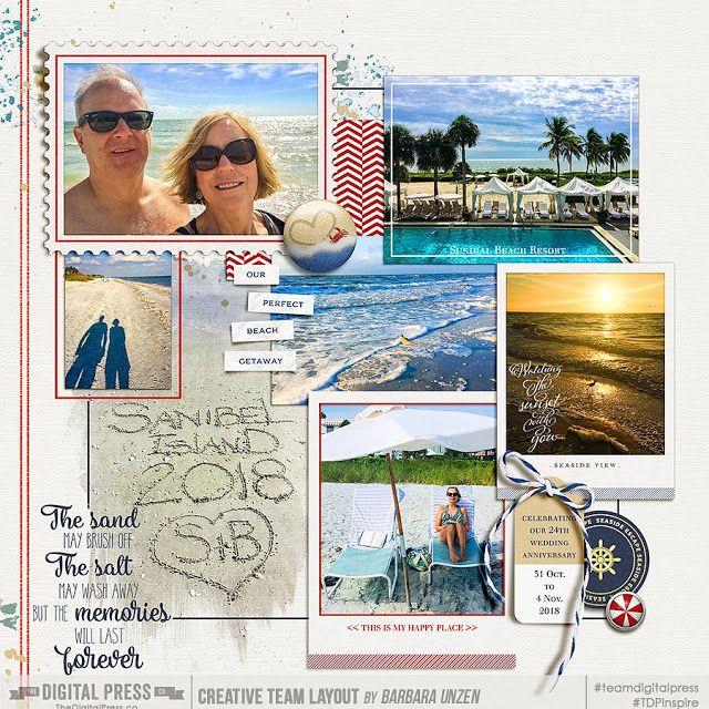 Barbara S Cre8ive Escape Vacation Sanibel Island Anniversary Vacation Captiva Island Beach Getaways
