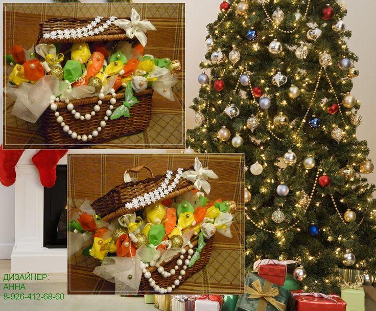 Сундук с конфетами - просто мечта для любой девушки.  Сундук украшен кружевом, бусинами, органзой.  Сундук, сундучок, новогодний сундук, сундук с конфетами, подарок, подарки девушке, подарок девушке, оригинальный подарок, необычный подарок, present, handemade, обучение, новый год. Возможно обучение, Москва.