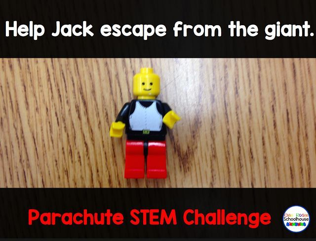 Help jack escape from the giant STEM activity