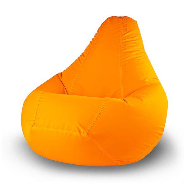 Кресло-груша Orange Oxford XL (оранжевый) Хотите разукрасить серые будни в яркие цвета? Это легко сделать с помощью яркого бескаркасного кресла-мешка Orange Oxford Big! Насыщенный оранжевый цвет этого кресла легко впишется в любой интерьер и добавит в вашу жизнь нотки оптимизма и радости. Большой размер кресла позволит расслабиться и отпустить от себя все проблемы и неприятности.