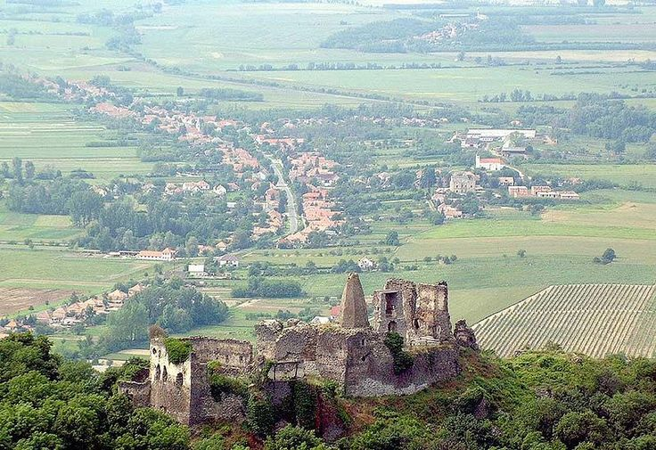 Ruins of Somló Castle #castle #history  #Hungary #Europe