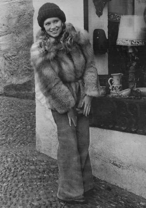 Liv Ullmann in the 1970s