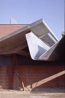 Pabellones de tiro con Arco Barcelona 1992