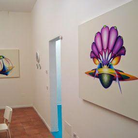 Ignazio Mazzeo - Google+ #ignaziomazzeo #adiacenze #contemporaryart #installation #exhibition #artist #painting #sculpture #sitespecific #nature #colours