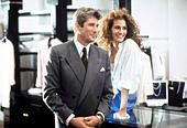 Pretty Woman 1990 Real  Garry Marshall  Richard Gere Julia Roberts. Collection Christophel / RnB © Touchstone Pictures - Stock Photo