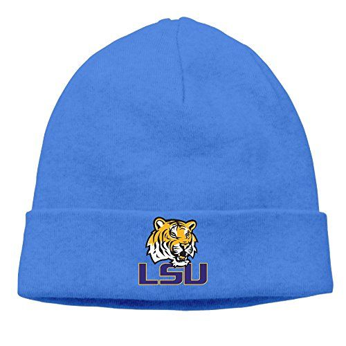 LSU Tigers Auburn Tigers Football Slouchy Watch Hat Cool Beanie -- Check out the image by visiting the link.