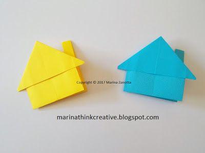 Casette origami
