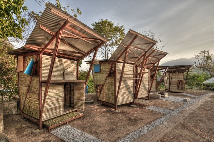 Tyin tegnestue Architects, Soe Ker Tie House, Noh Bo, Tak, Thailand