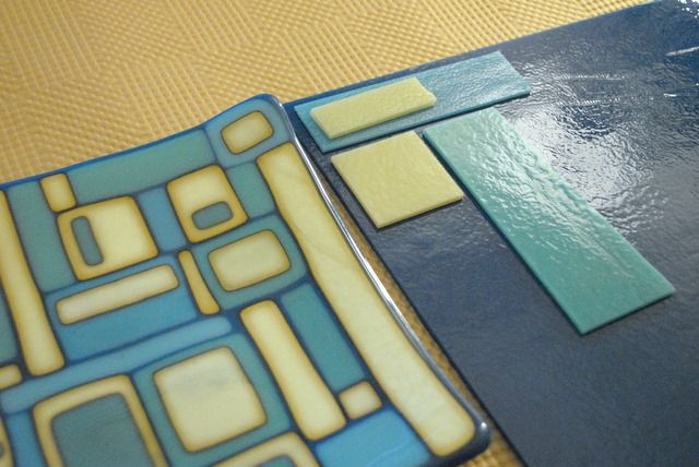 Project 47: Cutting the glass   50firstcrafts
