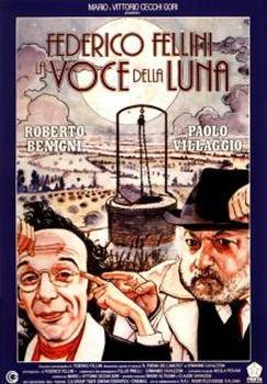 Film di Federico Fellini / La voce della Luna