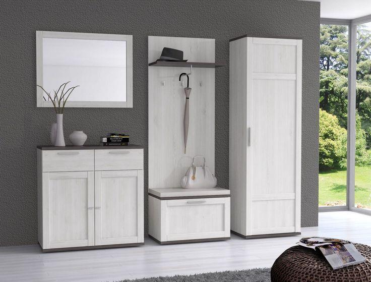 die besten 17 ideen zu garderoben set auf pinterest. Black Bedroom Furniture Sets. Home Design Ideas